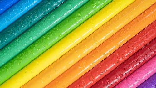 Immagine gratuita di alfa 7 iii, arcobaleno, arte