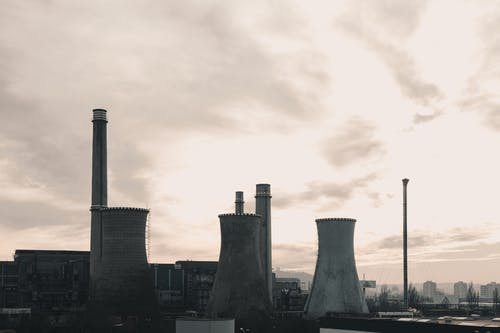 Free stock photo of air pollution, architecture, climate change