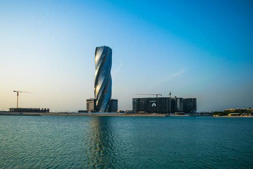 Free stock photo of architecture, bahrain bay, building