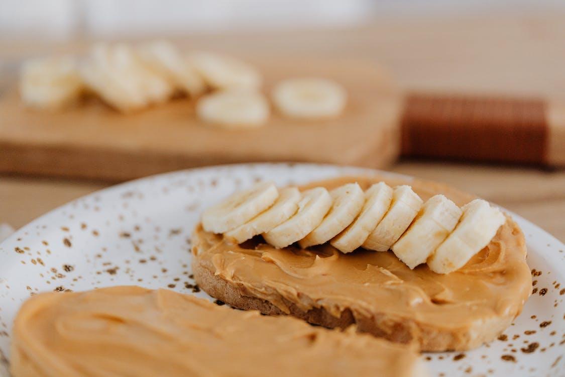 Free stock photo of baking, banana, bread