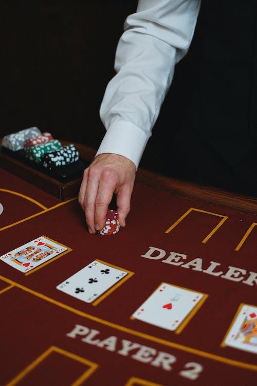 Free stock photo of ace, achievement, blackjack