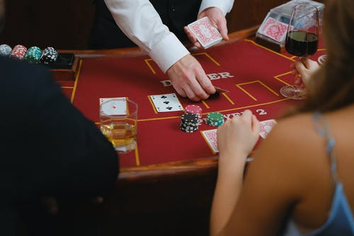 Free stock photo of ace, blackjack, casino