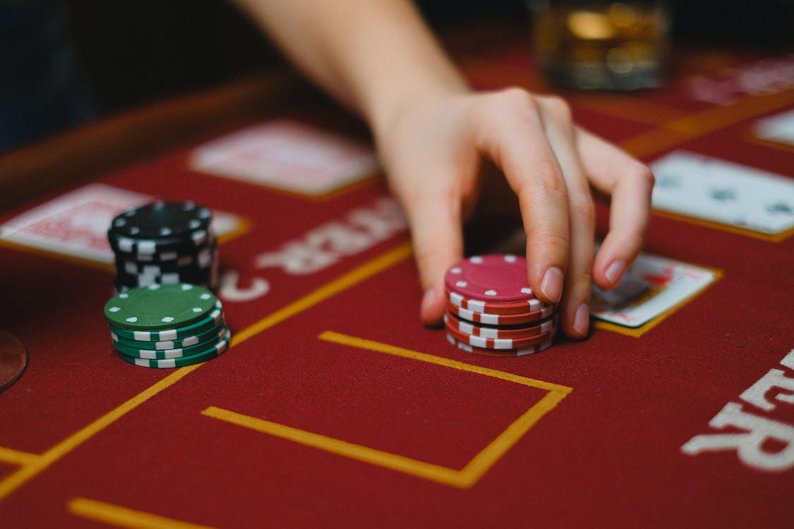 Free stock photo of ace, blackjack, casino