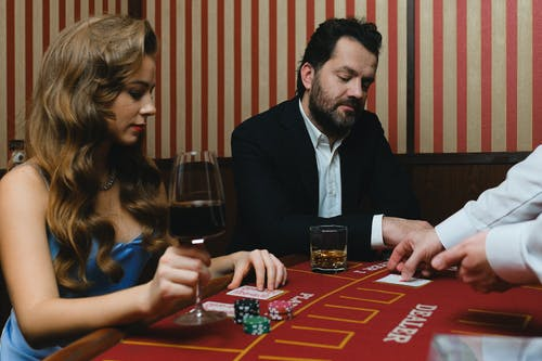 Free stock photo of adult, blackjack, casino