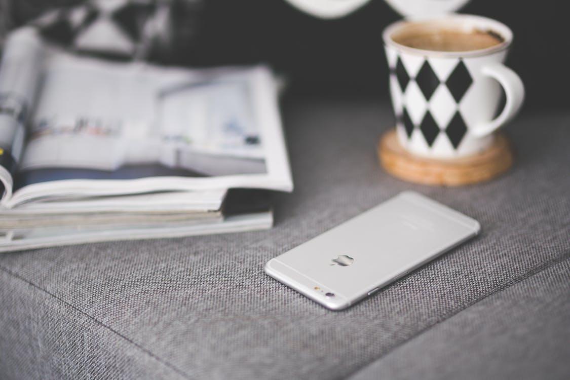 iPhone, 咖啡, 彈匣 的 免费素材图片