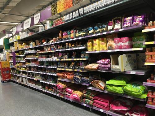 Free stock photo of food shelf, london, oriental foods
