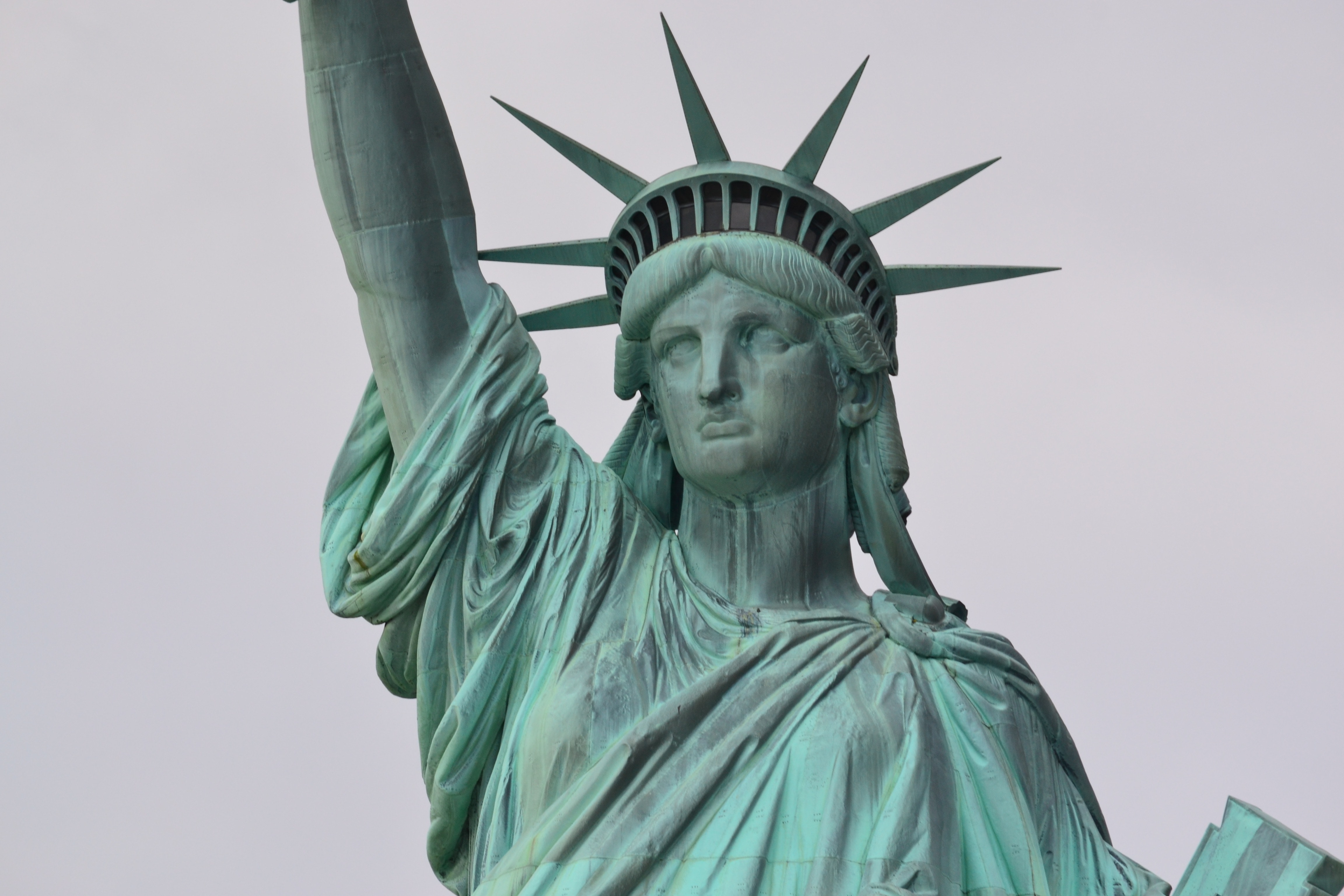 6505bf55a1cd8 Statue of Liberty · Free Stock Photo