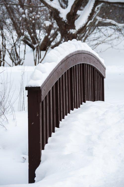 Free stock photo of bridge, cold, Finland