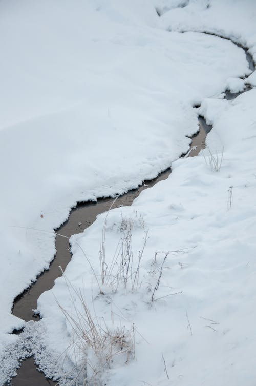 Free stock photo of cold, ditch, Finland