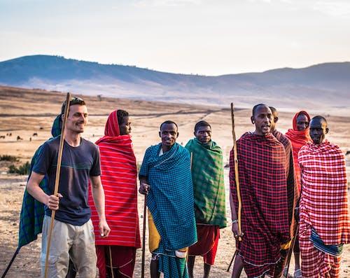 Kostenloses Stock Foto zu afrikanischer abstammung, berge, draußen, einheimisch