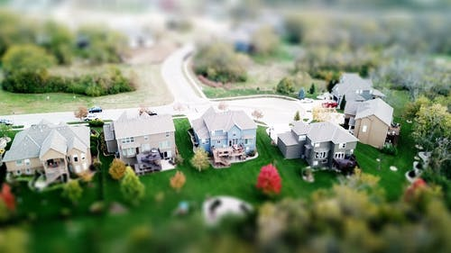 Miniature Village Photo