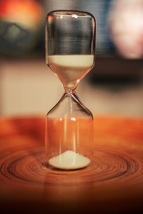 Kostenloses Stock Foto zu countdown, nahansicht, sandglas