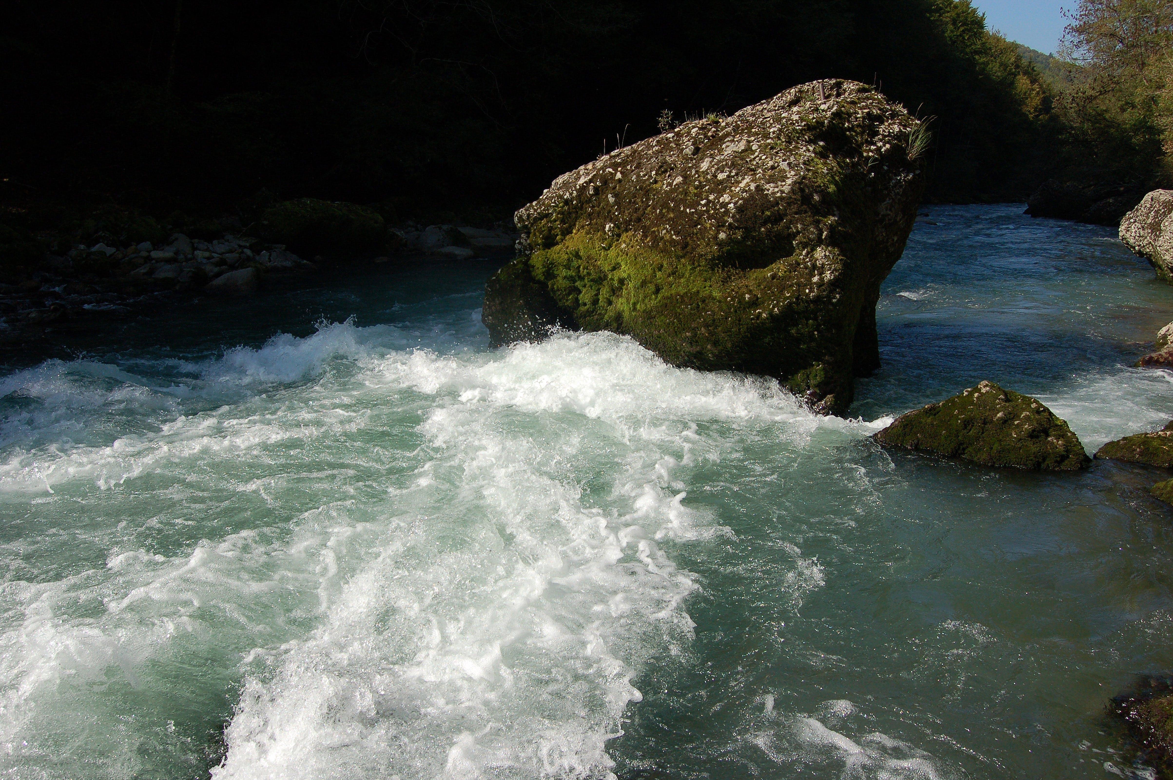 Základová fotografie zdarma na téma kámen, voda