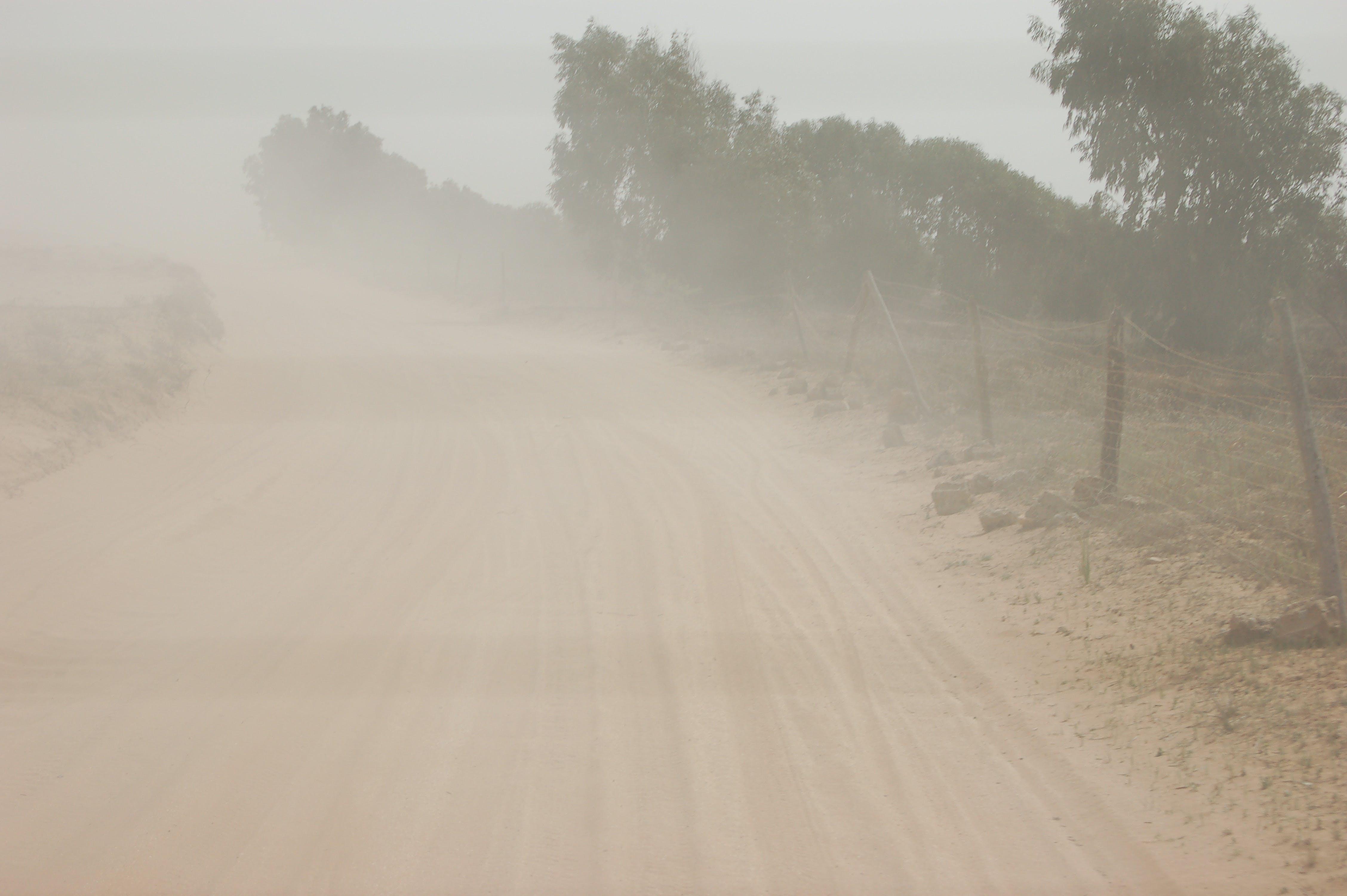 Free stock photo of desert, dust, dusty