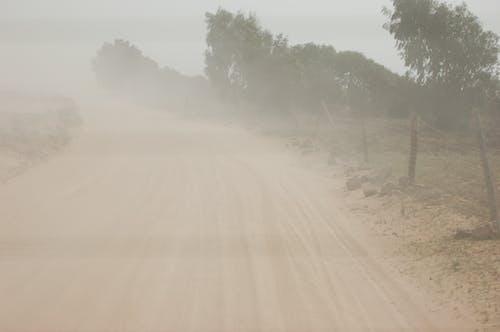 Бесплатное стоковое фото с пустыня, пыль, пыльный