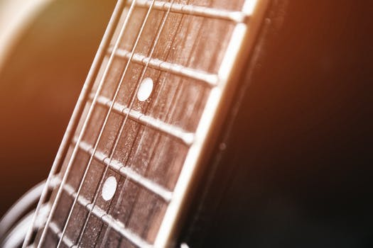 gray scale photo of acoustic guitars free stock photo. Black Bedroom Furniture Sets. Home Design Ideas