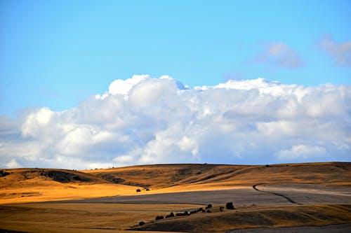 Immagine gratuita di grande cielo, Montana, nuvole