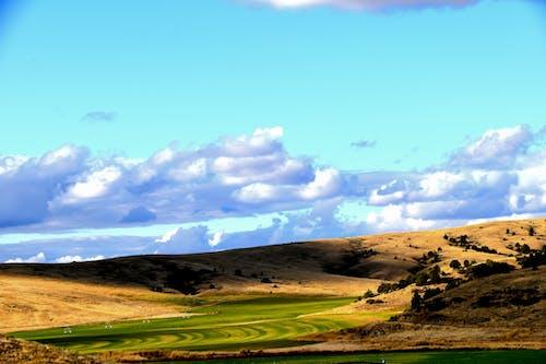 Základová fotografie zdarma na téma barevný, hřiště, krajina, Montana