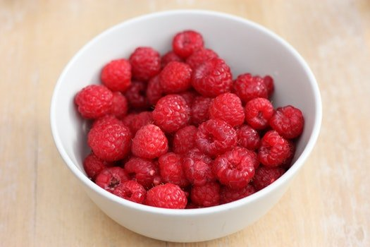 Free stock photo of food, fruits, raspberries, dessert
