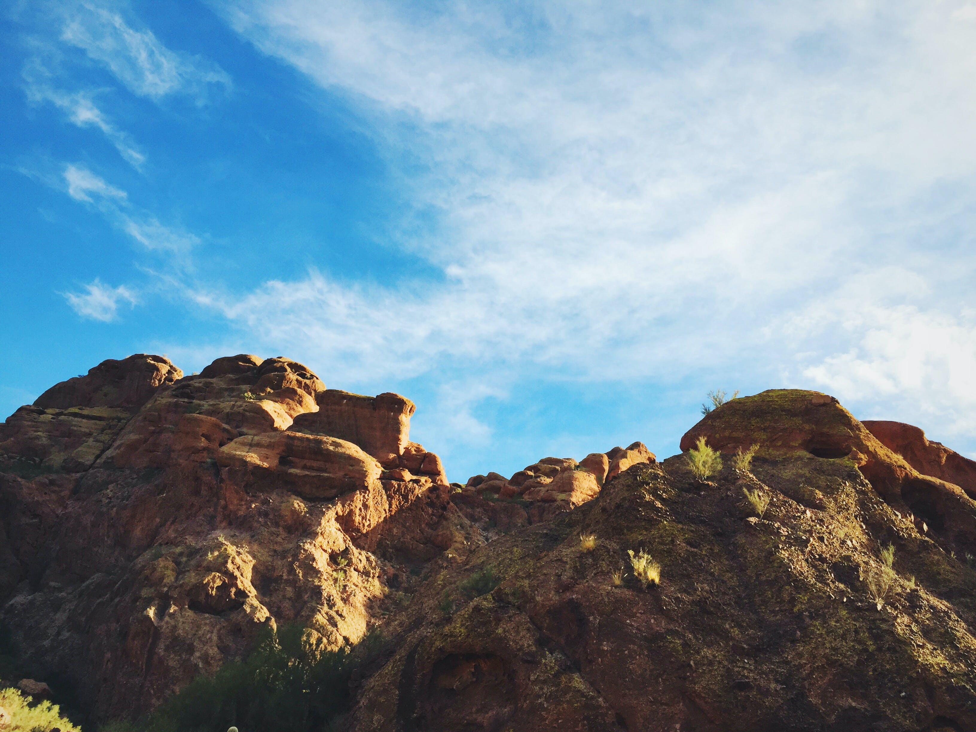 Free stock photo of nature, rocks, hill, adventure