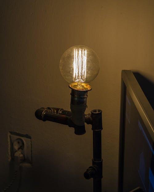 手工製造, 温暖的光, 燈, 燈泡 的 免费素材照片