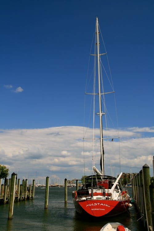 Photos gratuites de annapolis, bateau, bleu, bleu marine