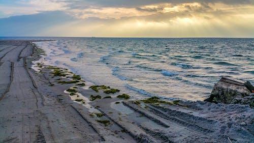 Photos gratuites de ciel, côte polonaise, hel, mer