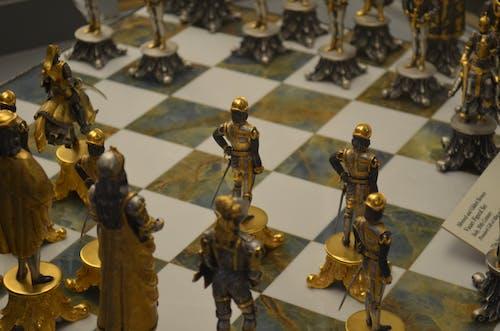 Fotos de stock gratuitas de ajedrez, caballero, estrategia, pieza de ajedrez