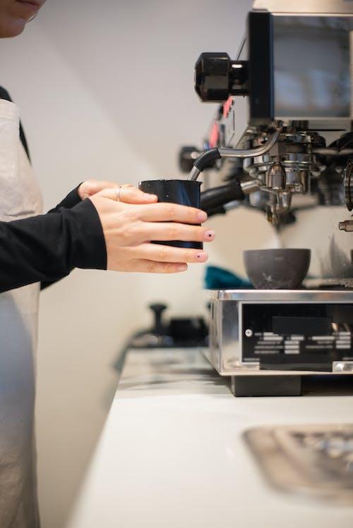 Kostnadsfri bild av anställd, barista, företag