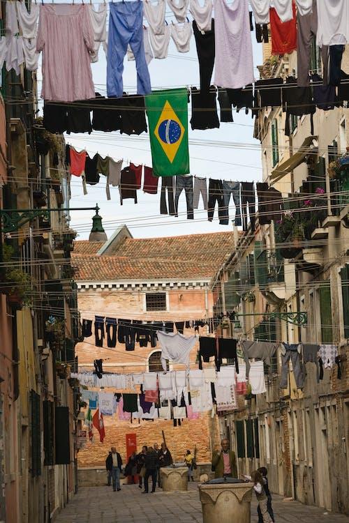 Gratis stockfoto met Brazilië, gebouwen, huizen