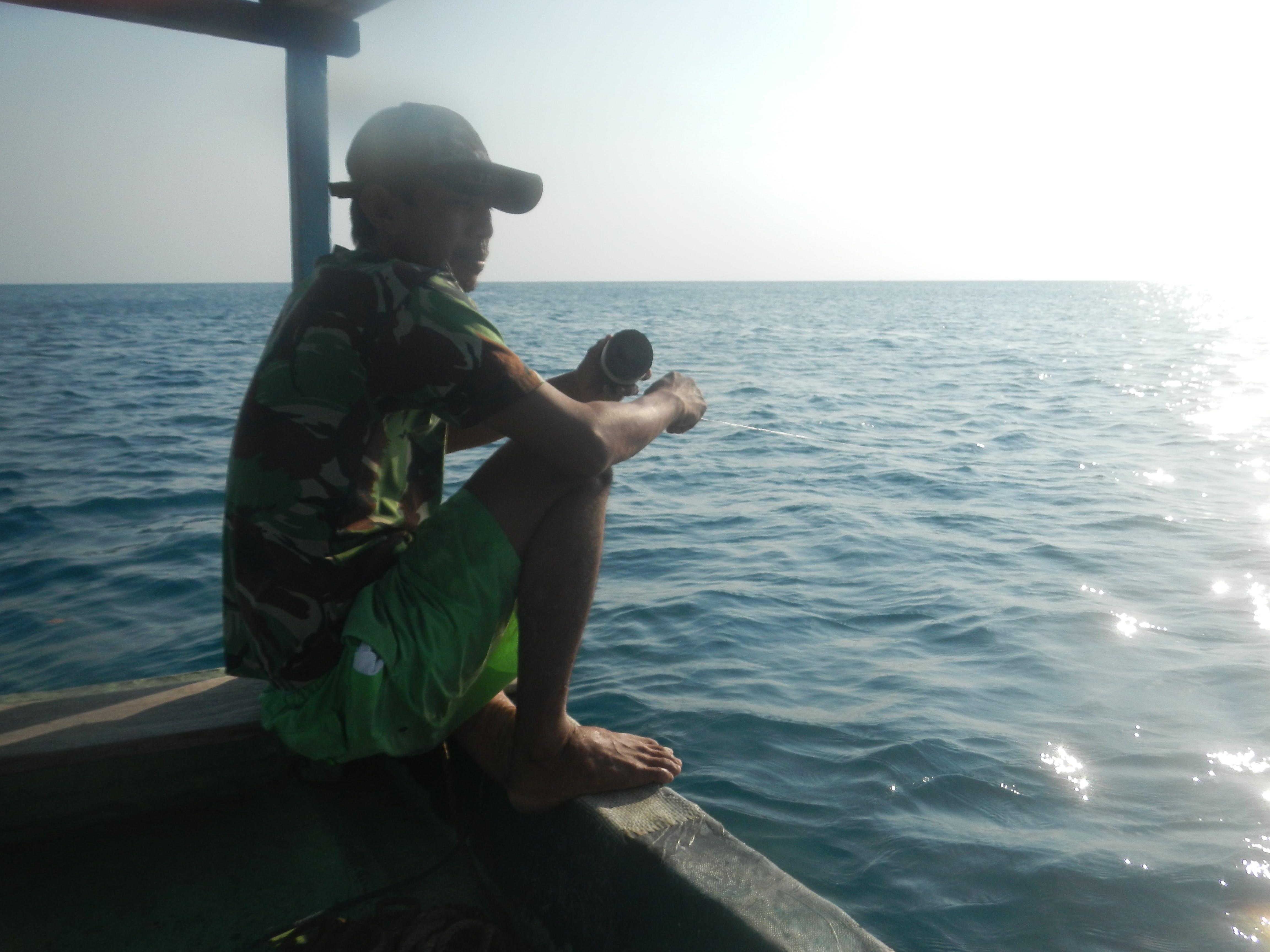 Free stock photo of fisherman, people, sea