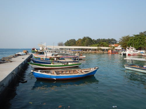 Free stock photo of harbor, sea