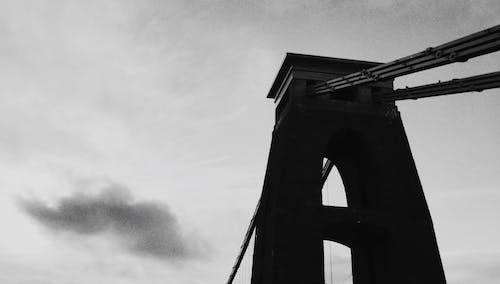 Бесплатное стоковое фото с бристоль, мост, подвесной мост