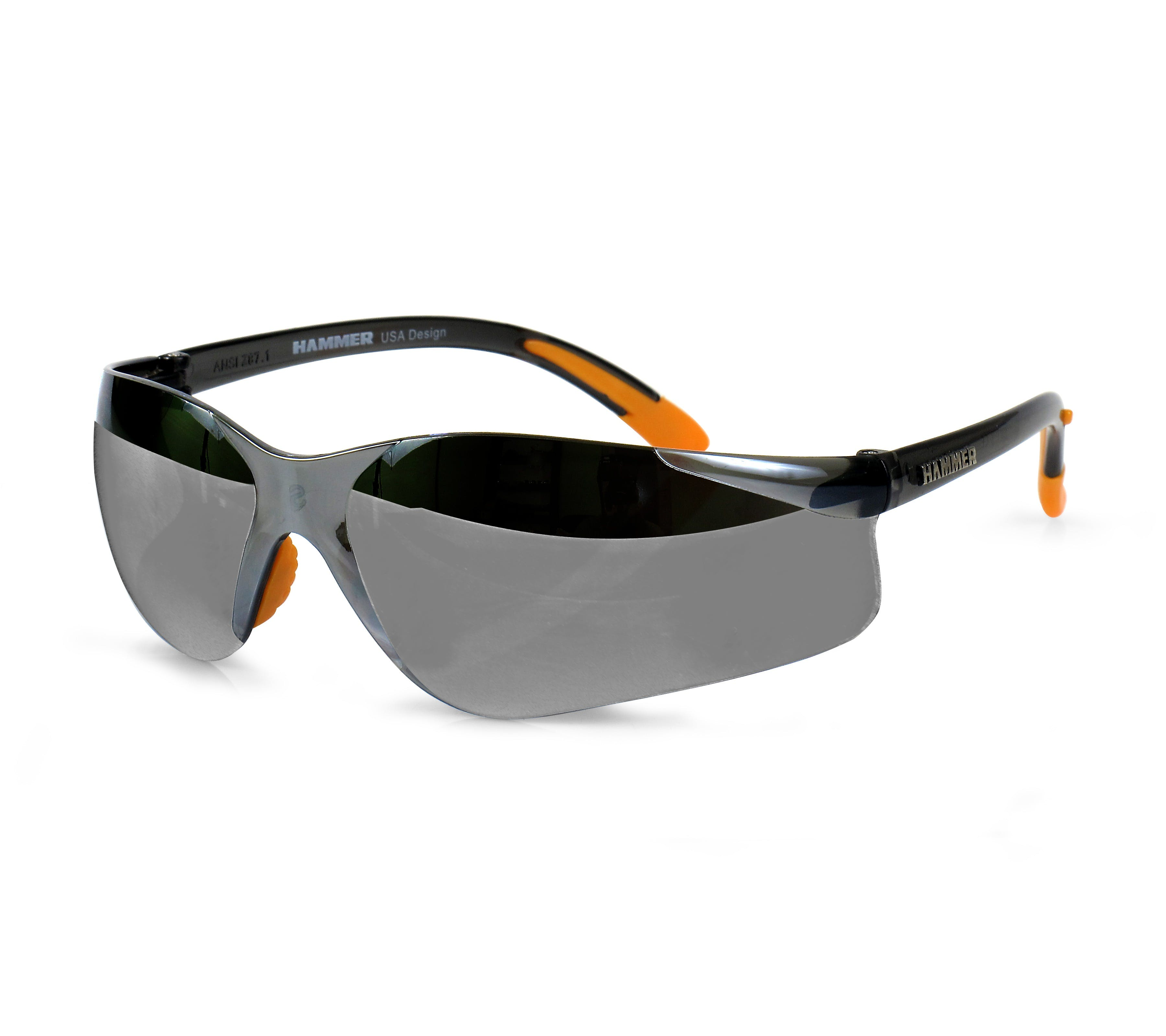 Black Lens Sports Sunglasses