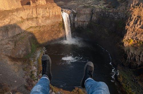 palouse falls, pnw, 가장자리의 무료 스톡 사진