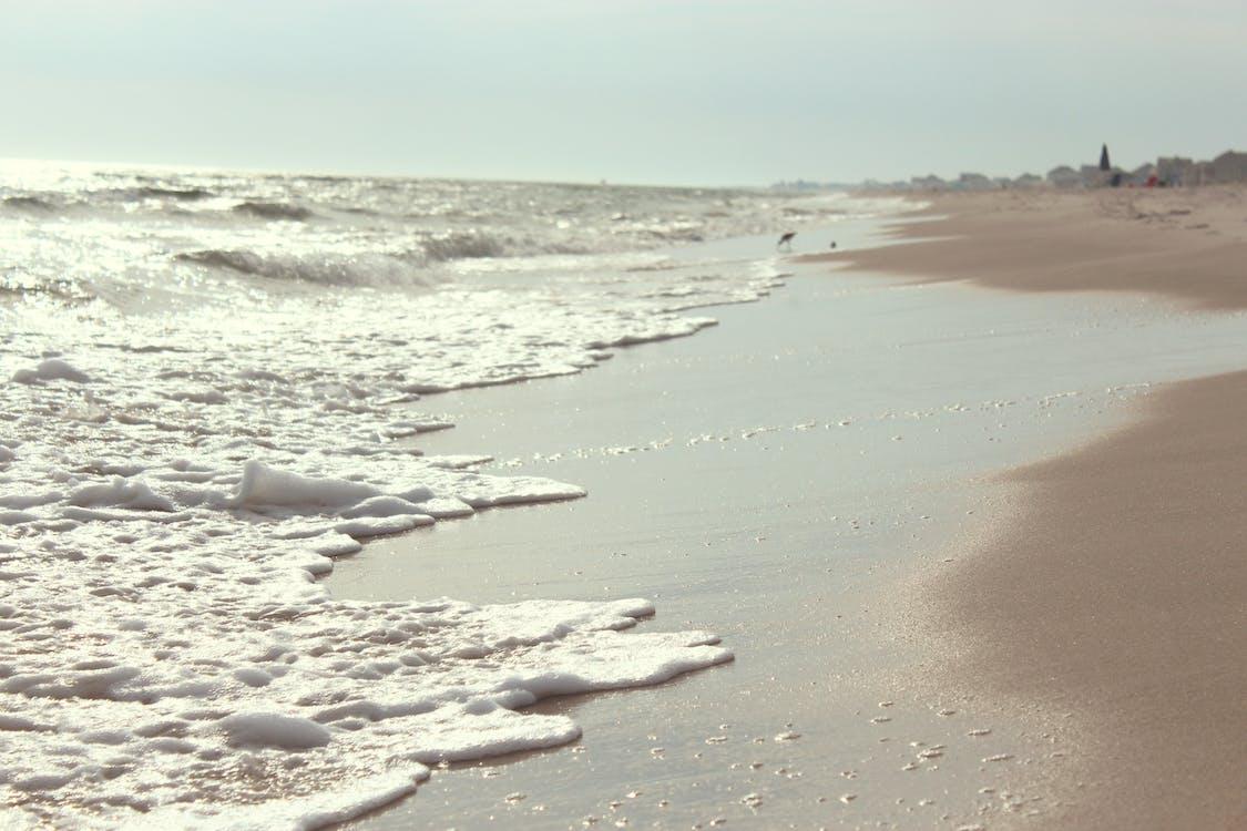 gelombang, laut, lautan