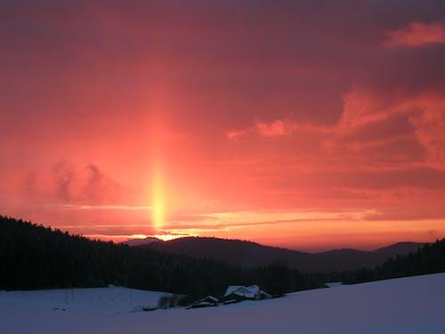 Fotos de stock gratuitas de cielo, frío, invierno, montañas