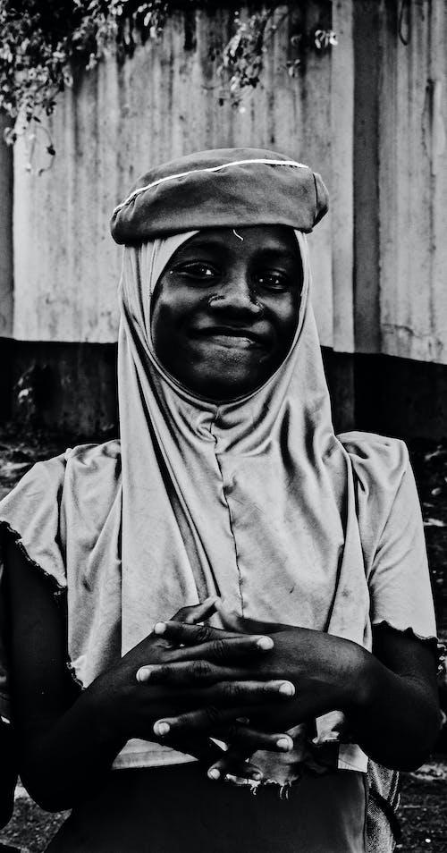 Free stock photo of airhostess, beautiful black women, beautiful smile