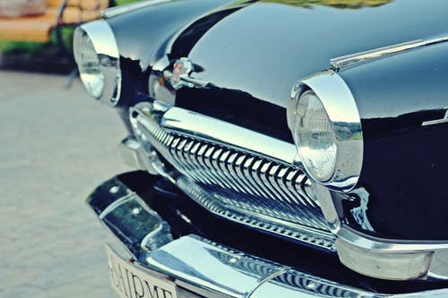 Free stock photo of car, retro