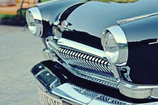 Free stock photo of car, retro