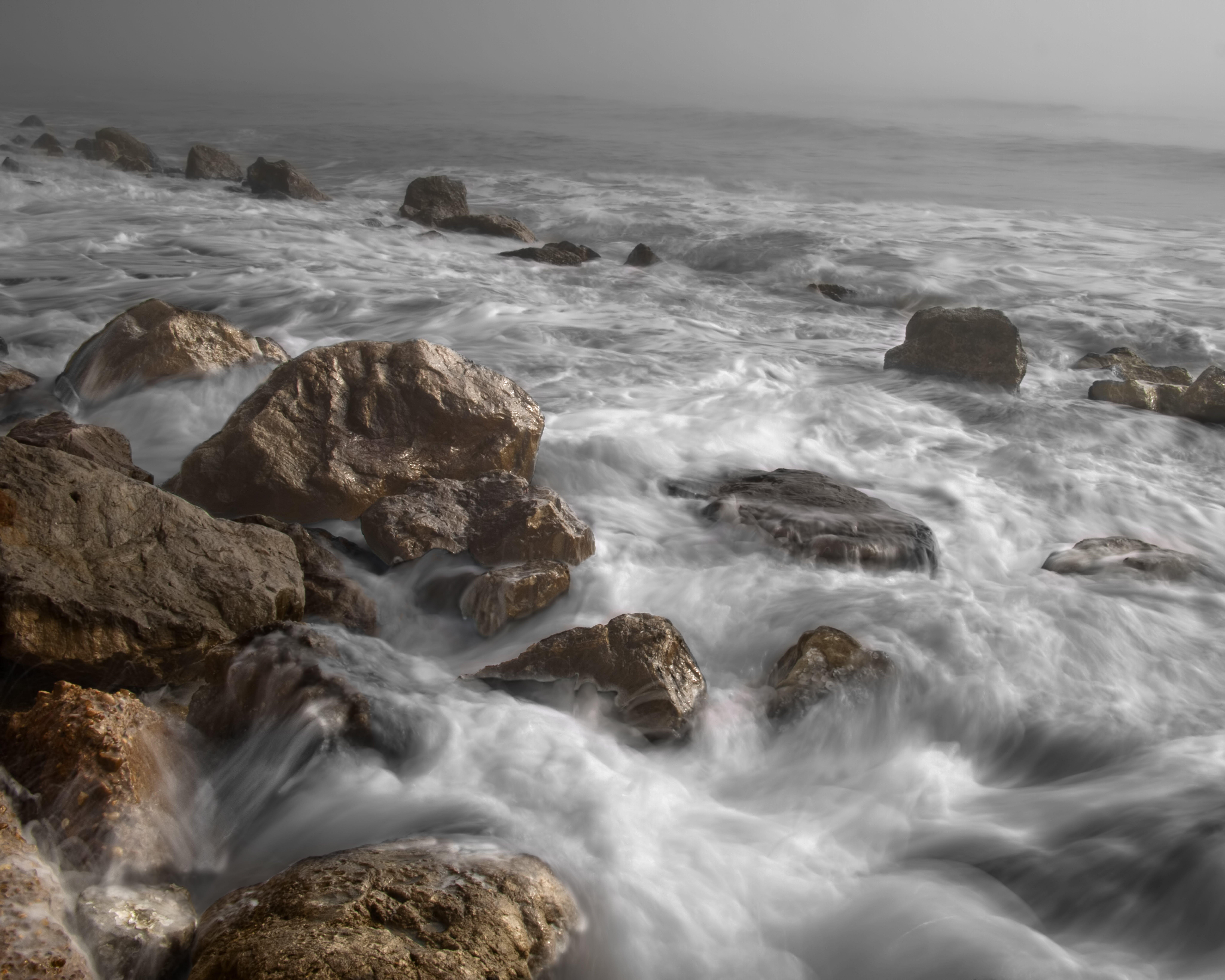 Foto d'estoc gratuïta de acomiadar-se, aigua, mar, oceà