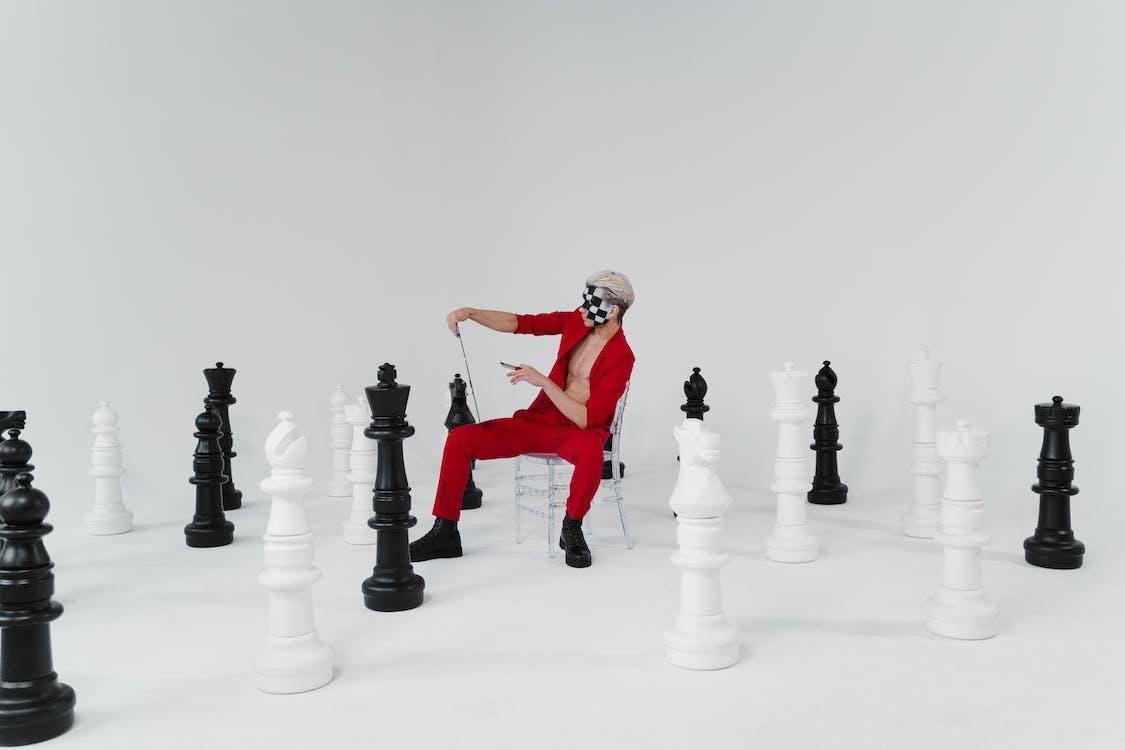 Fotos de stock gratuitas de ajedrez, aparearse, bailarín