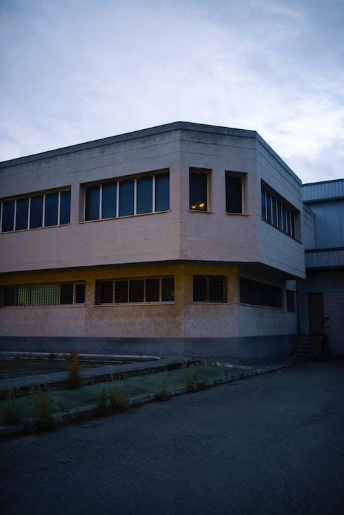 Free stock photo of architecture, edifice, night