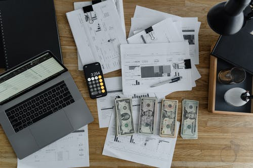 Kostenloses Stock Foto zu anstellung, arbeit, banknote