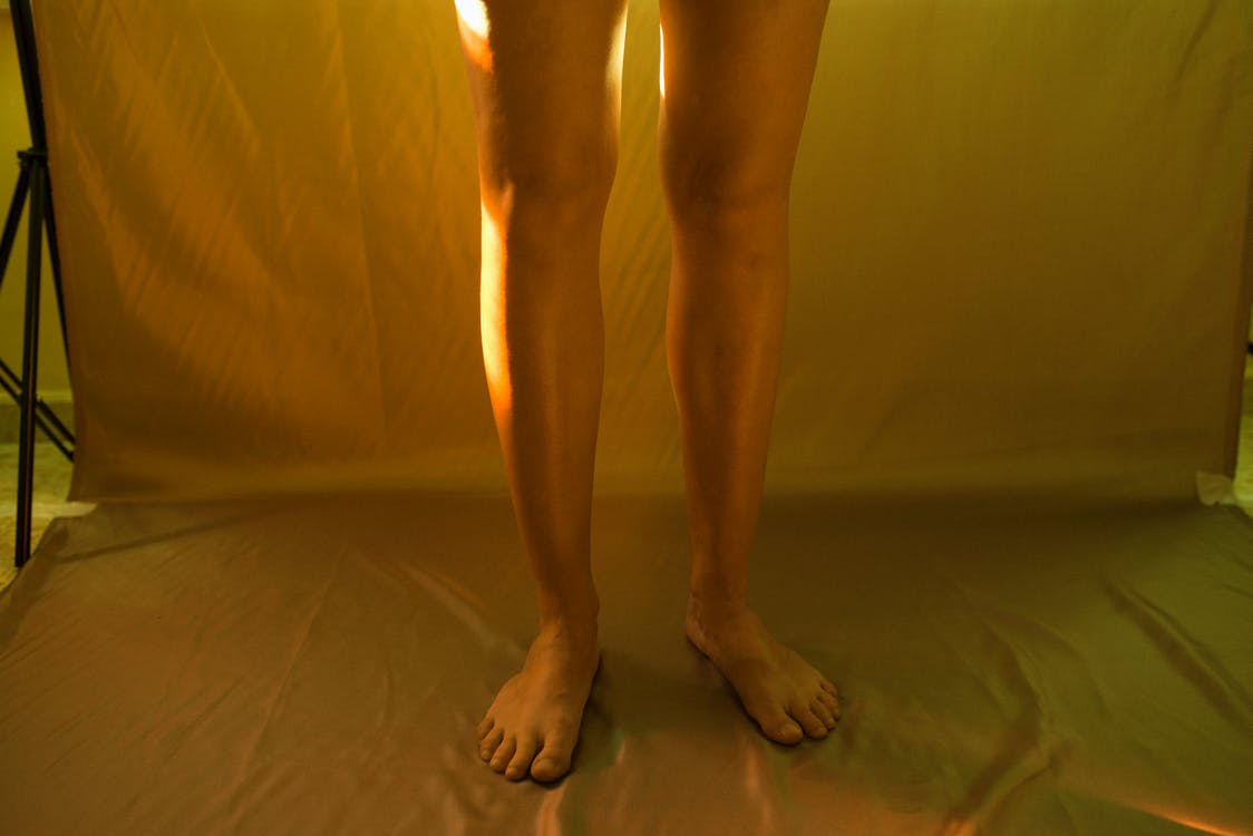 Free stock photo of art, body, feets