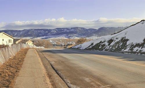 겨울, 날씨, 내려가는, 눈의 무료 스톡 사진
