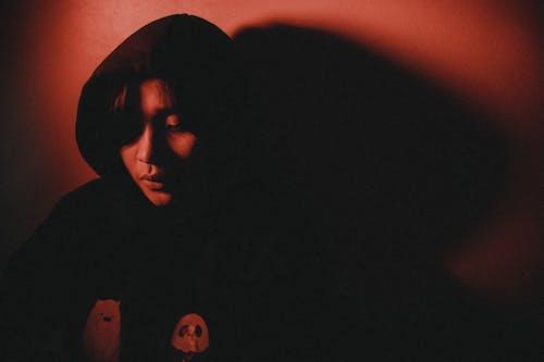 Darmowe zdjęcie z galerii z abstrakcyjny, ciemny, cień