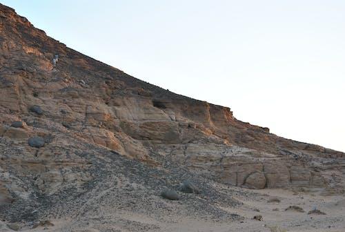 Základová fotografie zdarma na téma hnědá, hora, kámen