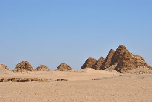 Základová fotografie zdarma na téma hnědá, písek, poušť
