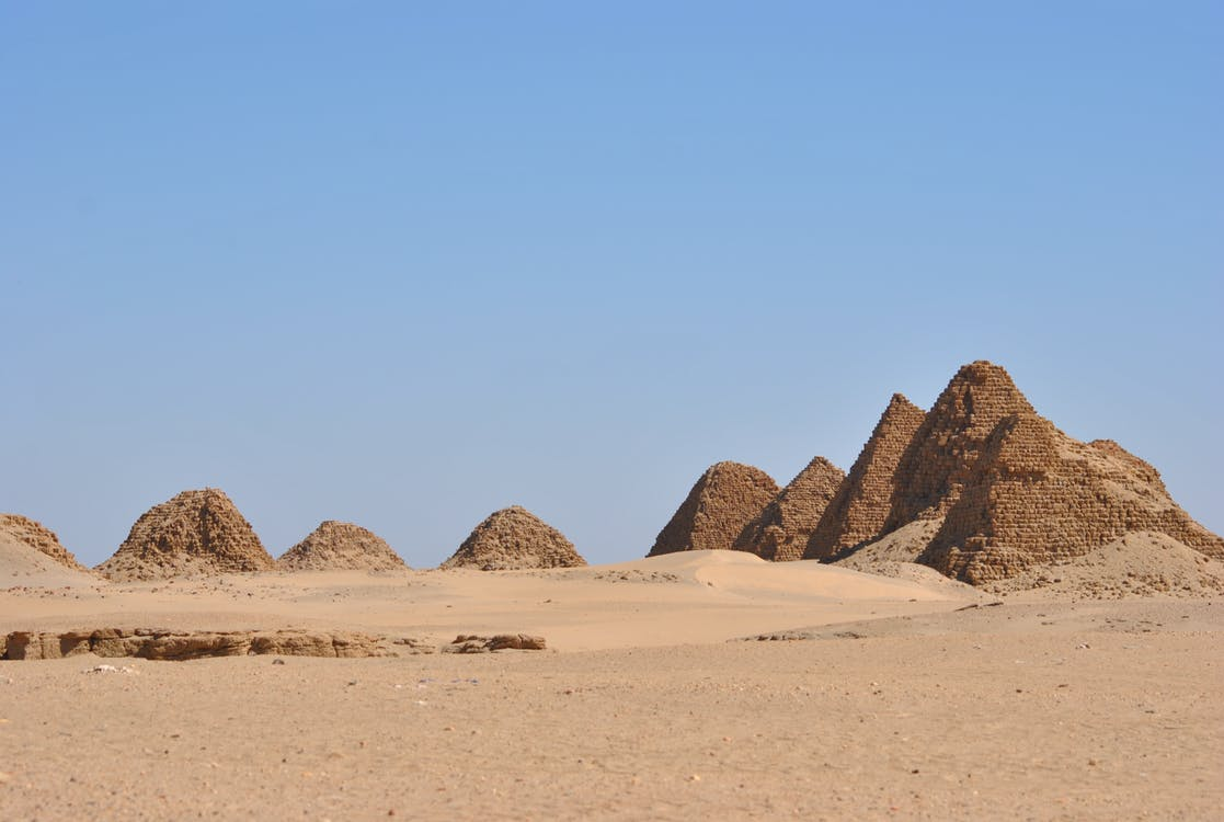 Free stock photo of ancient, brown, desert